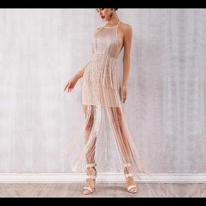 Dresses & Skirts - Mariono Tassel Dress